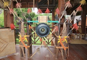 Pusat Kebudayaan, authentic, dayak, native, orang asal, tribal, muzium, gallery, Borneo, Malaysia, Tourism, tourist attraction, traditional, Transborneo, 丹南沙巴, 婆罗洲原著民