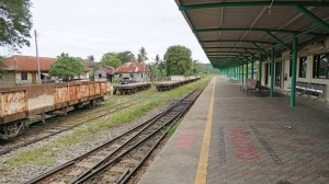 crossborder, pekan, Town, Stesen Keretapi, train, coffee factory, backpackers, destination, Interior Division, Malaysia, Sungai Padas, Tourism, tourist attraction, 沙巴丹南, 婆罗洲旅游景点