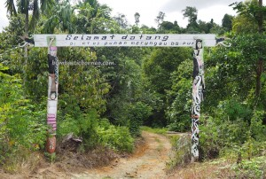 authentic, indigenous, traditional, village, adventure, Borneo, Indonesia, Bulungan, native, tribal, tribe, Obyek wisata, Tourism, tourist attraction, crossborder, 婆罗洲原著民,