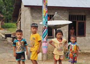 authentic, indigenous, traditional, village, adventure, Borneo, Suku Dayak Kenyah, native, tribe, Obyek wisata, Tourism, travel guide, 北加里曼丹, 婆罗洲, 原著民,