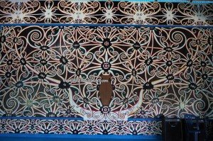 Suku Dayak Kenyah, Balat Adat Udau Jalung, authentic, indigenous, traditional, village, culture, Borneo, North Kalimantan, Kota Malinau, Desa Tanjung Keranjang, tribal motif, Tourism, obyek wisata, travel guide, transborder,