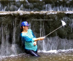 Waterfall, hotspring, adventure, nature, outdoor, Borneo, Kalimantan Utara, Malinau, Desa Paking, family vacation, wisata alam, tourist attraction, travel guide, 北加里曼丹, 瀑布旅游景点