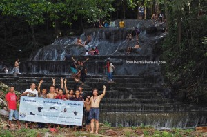 Air Terjun, Cascade, hotspring, adventure, nature, outdoor, exploration, North Kalimantan, Malinau, Mentarang, Desa Paking, hidden paradise, Tourism, tourist attraction, 北加里曼丹, 婆罗洲瀑布