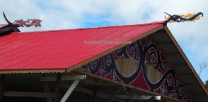 Rumah adat Sesua, Belusu tribe, authentic, culture, village, destination, Borneo, North Kalimantan, Indonesia, native, tribal, Tourism, tourist attraction, crossborder, 婆罗洲原著民
