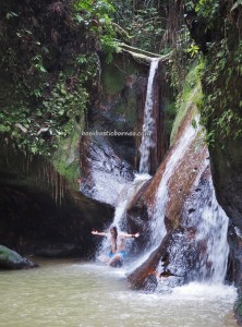 Air Terjun, adventure, nature, outdoor, hiking, exploration, destination, Borneo, Pulau, Obyek wisata, Tourism, tourist attraction, travel guide, transborder, 北加里曼丹, 瀑布旅游景点