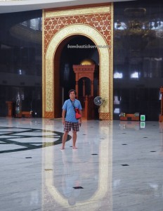 Hidayatur Rahman, masjid, mosque, backpackers, destination, Borneo, Indonesia, town, Kota, exploration, Obyek wisata, Tourism, travel guide, Transborneo, 婆罗洲, 旅游景点