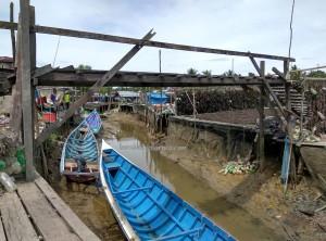 seaweed farming, Tanjung Harapan, traditional, authentic, destination, Borneo, Indonesia, Selatan, Suku Dayak Tidung, Nelayan, village, Tourism, travel guide, Transborneo, 北加里曼丹, 婆罗洲