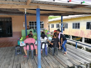 Kampung Awat-Awat, Water Village, traditional, backpackers, destination, Borneo, Limbang, Malaysia, tourist attraction, travel guide, dried shrimp, prawn, smoked fish, ikan Tahai, seafood,