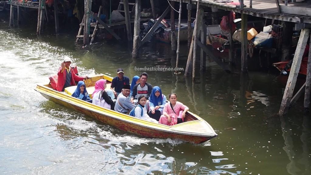 Kampung Awat-Awat, Kampung Melayu, fishing village, floating house, traditional, backpackers, Borneo, Limbang, Malaysia, nelayan, tourist attraction, travel guide, transborder, 老越砂拉越, 旅游景点