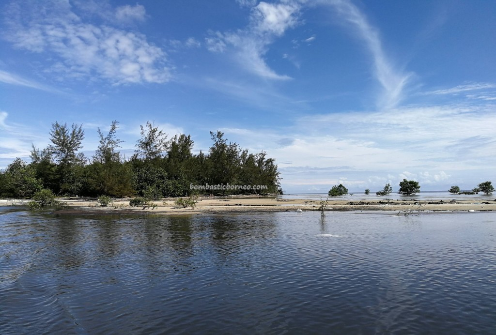 Kampung Melayu, water village, authentic, Malay, backpackers, destination, Borneo, Malaysia, Sarawak, nelayan, Tourism, tourist attraction, seafood, Ikan Tahai, 老越砂拉越