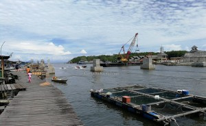 Water village, authentic, traditional, backpackers, Borneo, Limbang, Malaysia, Sarawak, nelayan, Tourism, tourist attraction, travel guide, crossborder, Ikan Tahai, seafood,