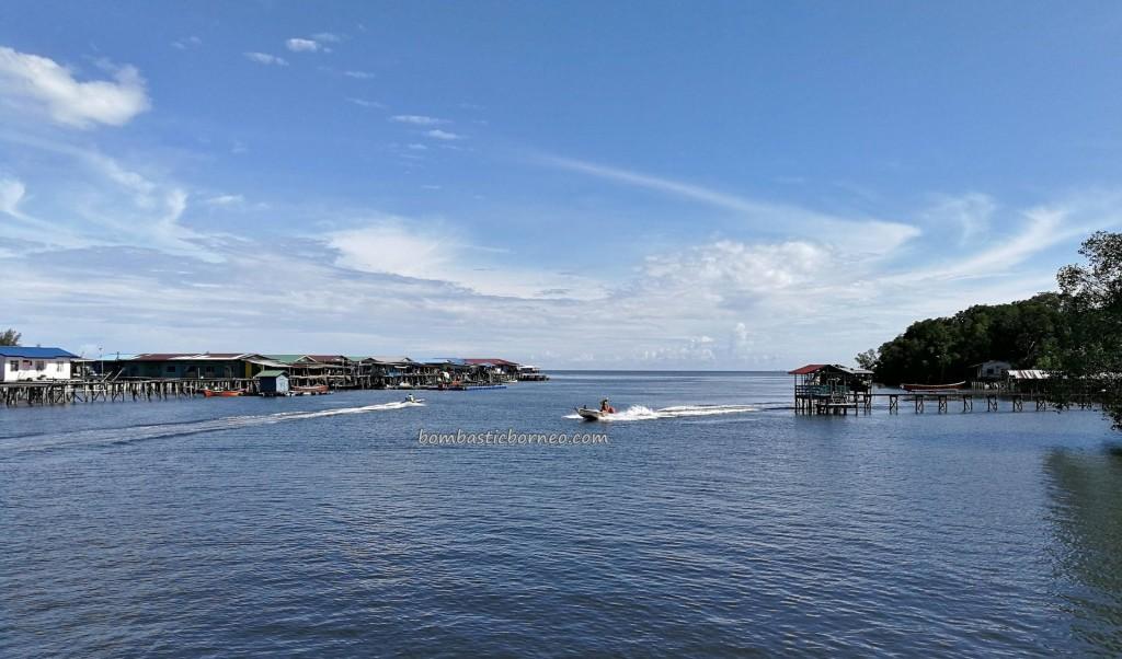 Kampung Awat-Awat, water village, floating house, authentic, traditional, destination, Borneo, Limbang, Malaysia, Sarawak, Tourism, tourist attraction, transborder, seafood, 砂拉越婆罗洲