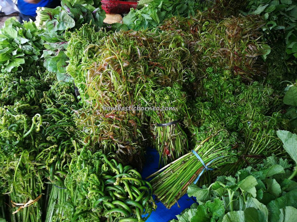 local market, vegetables, backpackers, destination, Borneo, Indonesia, Kapuas hulu, Kapuas river, Obyek wisata, Tourism, tourist attraction, traditional, native, crossborder, 婆罗洲西加里曼丹