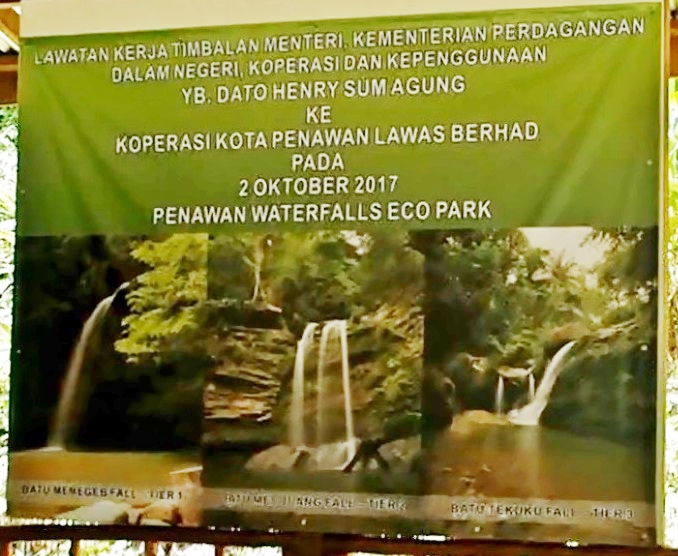 Air Terjun, jungle resort, chalets, homestay, authentic, adventure, nature, hidden paradise, destination, Borneo, Sarawak, Malaysia, travel guide, transborder, 老越砂拉越, 旅游景点,