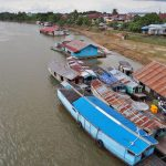Jembatan Kapuas, floating house, adventure, authentic, destination, Indonesia, Kalimantan Barat, Obyek wisata, Taman Alun, Tourism, tourist attraction, traditional, travel guide, crossborder, 西加里曼丹旅游景点