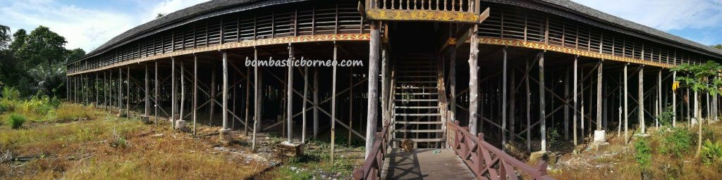 Rumah Betang Lunsa Hilir, authentic, village, backpackers, destination, Putussibau Selatan, Indonesia, West Kalimantan, Kapuas Hulu, Desa Urang Unsa, native, Tourism, tourist attraction, crossborder, 婆罗洲, 原住民长屋