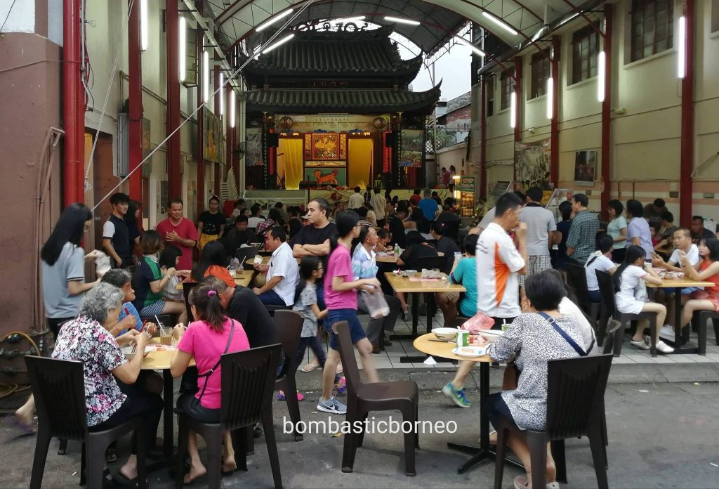 Kuching Intercultural Mooncake Festival, Mid-autumn Festival, authentic, traditional, destination, Carpenter Street, Borneo, Sarawak, Malaysia, chinese, Tourism, tourist attraction, travel guide, 华人传统文化, 马来西亚元宵节,
