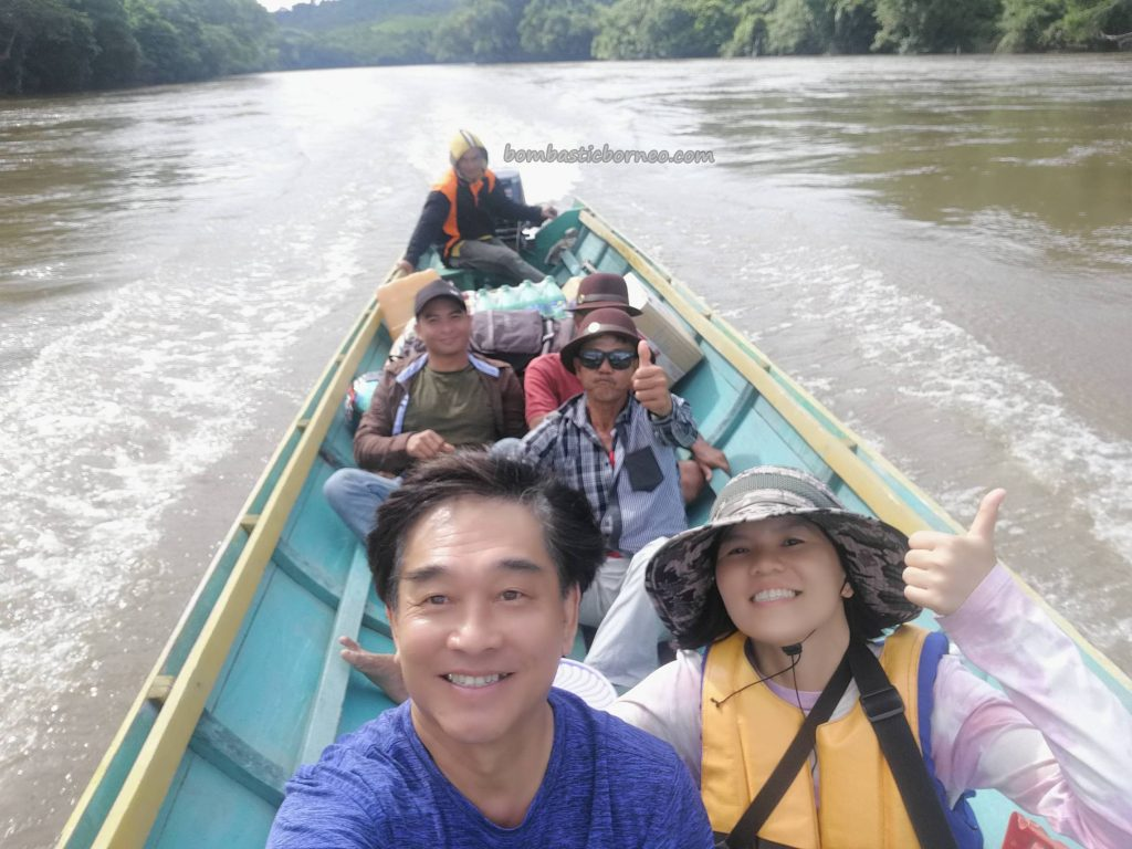 Boat ride, River, nature, outdoor, backpackers, destination, Borneo, Kapuas Hulu, Putussibau Selatan, Obyek wisata, Tourism, travel guide, Transborneo, 婆罗洲, 印尼西加里曼丹