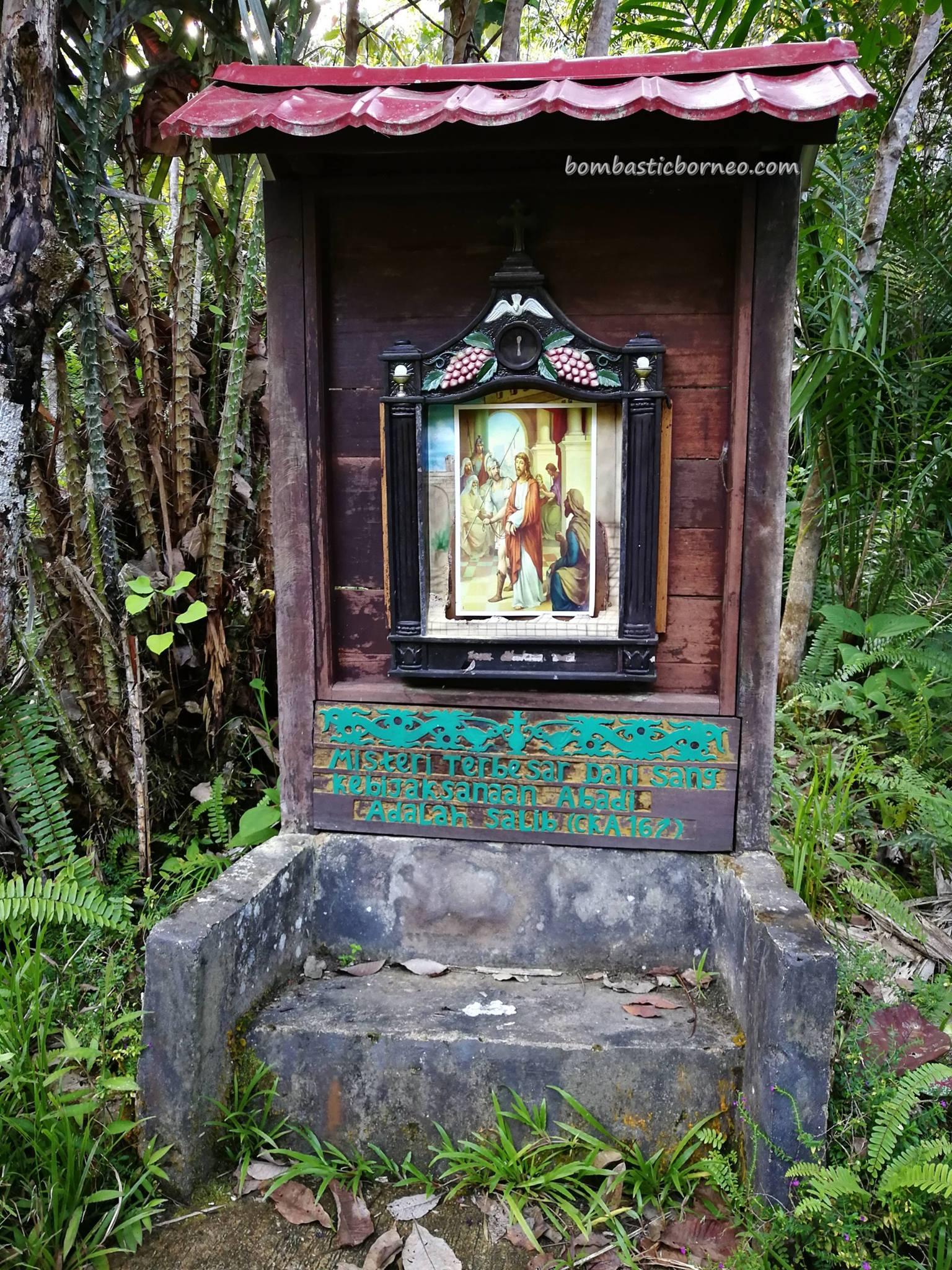 Mother Mary Cave, adventure, nature, waterfall, backpackers, destination, Borneo, Kalimantan Barat, Kapuas Hulu, Tourism, tourist attraction, travel guide, crossborder, 婆罗洲西加里曼丹, 玛丽亚洞穴