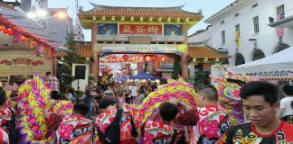 Mid-autumn Festival, authentic, traditional, backpackers, destination, Carpenter Street, Borneo, chinese, culture, event, tourist attraction, travel guide, 华人传统文化, 古晉亞答街, 砂拉越婆羅洲,