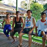 longhouse, Suku Dayak Taman, village, Borneo, Indonesia, Kapuas Hulu, Desa Melapi, Dusun Pabiring, Ethnic, native, indigenous, Tourism, tribe, travel guide, 西加里曼丹, 原住民长屋