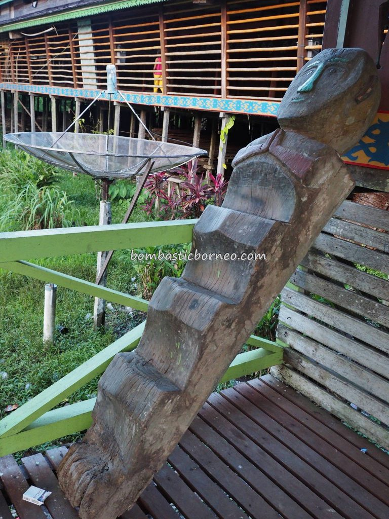 Rumah Betang Soo Limung, longhouse, Suku Dayak Taman, authentic, traditional, culture, Borneo, Putussibau Selatan, Kalimantan Barat, Desa Melapi, tribal, Tourism, travel guide, crossborder, 婆罗洲原住民, 西加里曼丹