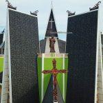 Sacred Heart of Jesus, Gereja Katedral Hati Kudus Yesus, cathedral, Christian, katolik, destination, Borneo, Obyek wisata, Tourism, travel guide, pesona, transborder, 印尼西加里曼丹, 天主教教堂