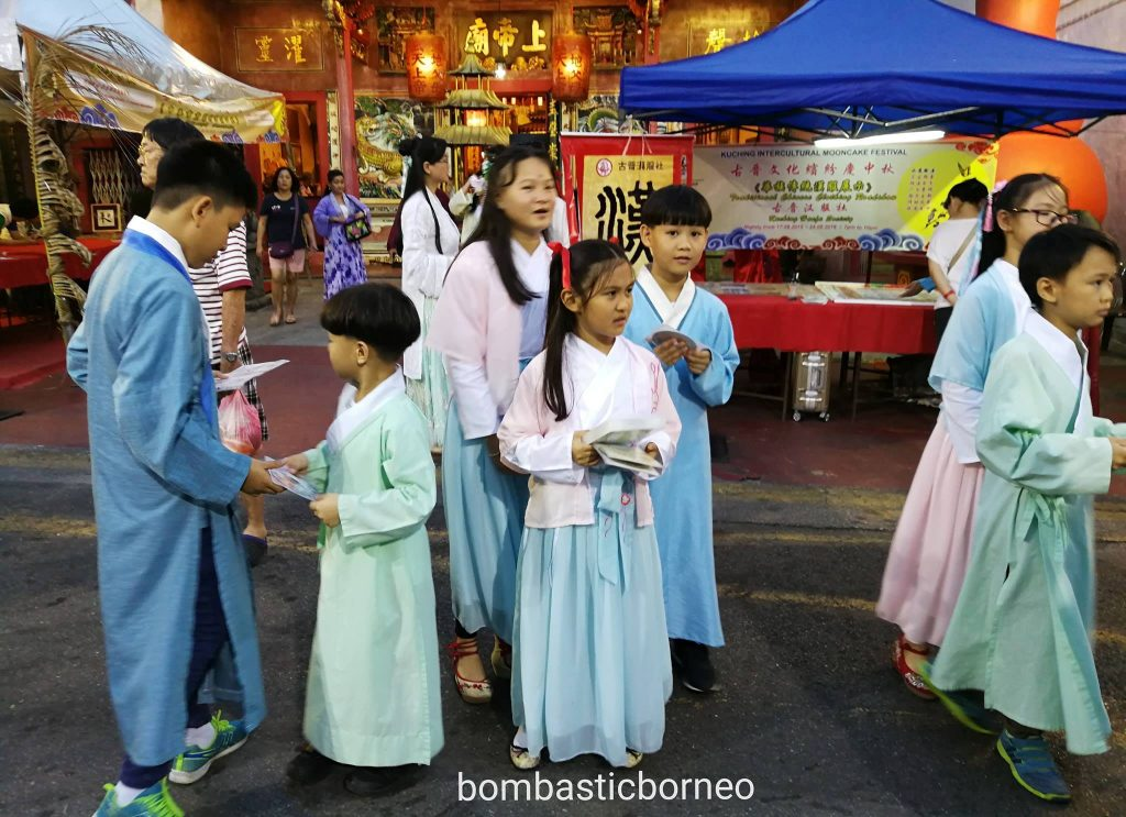 Mid-autumn festival, authentic, backpackers, destination, Borneo, Sarawak, Malaysia, ethnic, event, Tourism, tourist attraction, travel guide, 华人传统文化, 古晋砂拉越, 马来西亚中秋节,