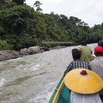 Speedboat ride, Sungai Kapuas, Hovongan River, adventure, nature, outdoor, backpackers, destination, Indonesia, Kalimantan Barat, Kapuas Hulu, Putussibau Selatan, Tourism, tourist attraction, travel guide, Transborneo