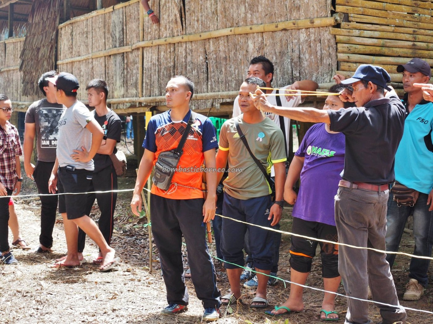 Selampit village, Gawai Harvest Festival, traditional, indigenous, event, Borneo, Lundu, Kuching, Sarawak, Malaysia, tribe, Dayak Bidayuh, native, Tourism, travel guide,