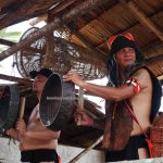 Kampung Taee, Gawai Harvest Festival, thanksgiving, traditional, indigenous, backpackers, Borneo, Sarawak, Malaysia, Kuching, Dayak Bidayuh, native, tribal, tourist attraction, travel guide, transborder,