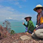 Pulau Lakei, Taman Negara Bako, adventure, nature, jungle trekking, Borneo, hidden paradise, Kuching, Sarawak, Malaysia, Tourism, tourist attraction, travel guide, transborder,