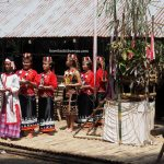Pesta Batu Si'ib, ritual, Selampit village, thanksgiving, authentic, culture, destination, Lundu, Kuching, Sarawak, Dayak Bidayuh, native, tribe, Tourist attraction, travel guide, transborneo,