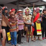 Kampung Taee, Gawai Harvest Festival, traditional, indigenous, culture, backpackers, Sarawak, Kuching, Serian, Dayak Bidayuh, native, tribe, street parade, Tourism, travel guide, Transborneo,