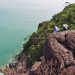 Pulau Lakei, Island, jungle trekking, destination, Borneo, hidden paradise, Kuching, Malaysia, Tourism, travel guide, view point, tourist attraction, crossborder, 古晋砂拉越, 巴哥国家公园