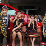 Paddy Harvest Festival, indigenous, culture, event, destination, Borneo, Sarawak, Malaysia, native, Tourism, travel guide, village, transborder, 西连砂拉越, 婆羅洲比达友族部落