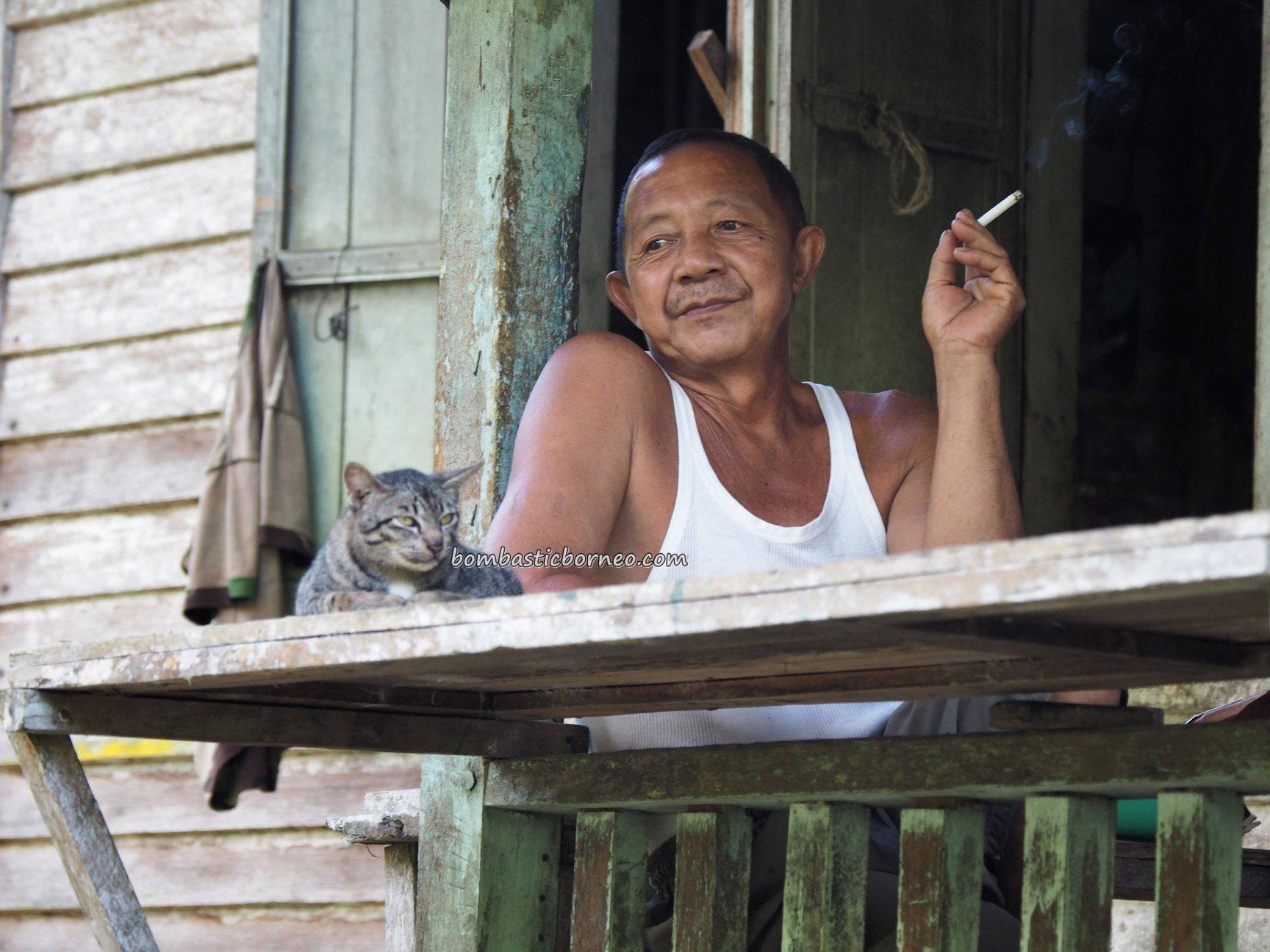authentic, traditional, village, Matalunai, Desa Beringin Jaya, Kapuas Hulu, Putussibau Selatan, Suku Dayak Bukat, native, tribe, tourist attraction, 婆罗洲西加里曼丹