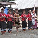 Pesta Batu Si'ib, Kampung Selampit, Gawai Harvest Festival, traditional, authentic, backpackers, Lundu, Malaysia, tribe, ritual, Tourism, travel guide, village, crossborder, 砂拉越婆羅洲, 比达友族丰收节日