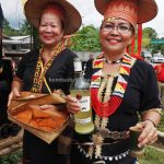Paddy Harvest Festival, authentic, traditional, backpackers, Borneo, Malaysia, Serian, Kuching, Dayak Bidayuh, native, street parade, Tourist attraction, travel guide, 砂拉越婆罗洲, 比达友族丰收节日