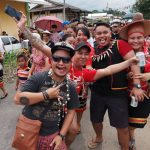 thanksgiving, traditional, indigenous, culture, destination, Malaysia, Serian, Dayak Bidayuh, tribe, street parade, Tourism, tourist attraction, village, crossborder, 西连砂拉越, 婆羅洲丰收节日