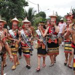 Paddy Harvest Festival, thanksgiving, traditional, authentic, culture, event, destination, Borneo, Malaysia, Dayak Bidayuh, native, Tourism, tourist attraction, travel guide, 砂拉越婆罗洲, 比达友族丰收节日
