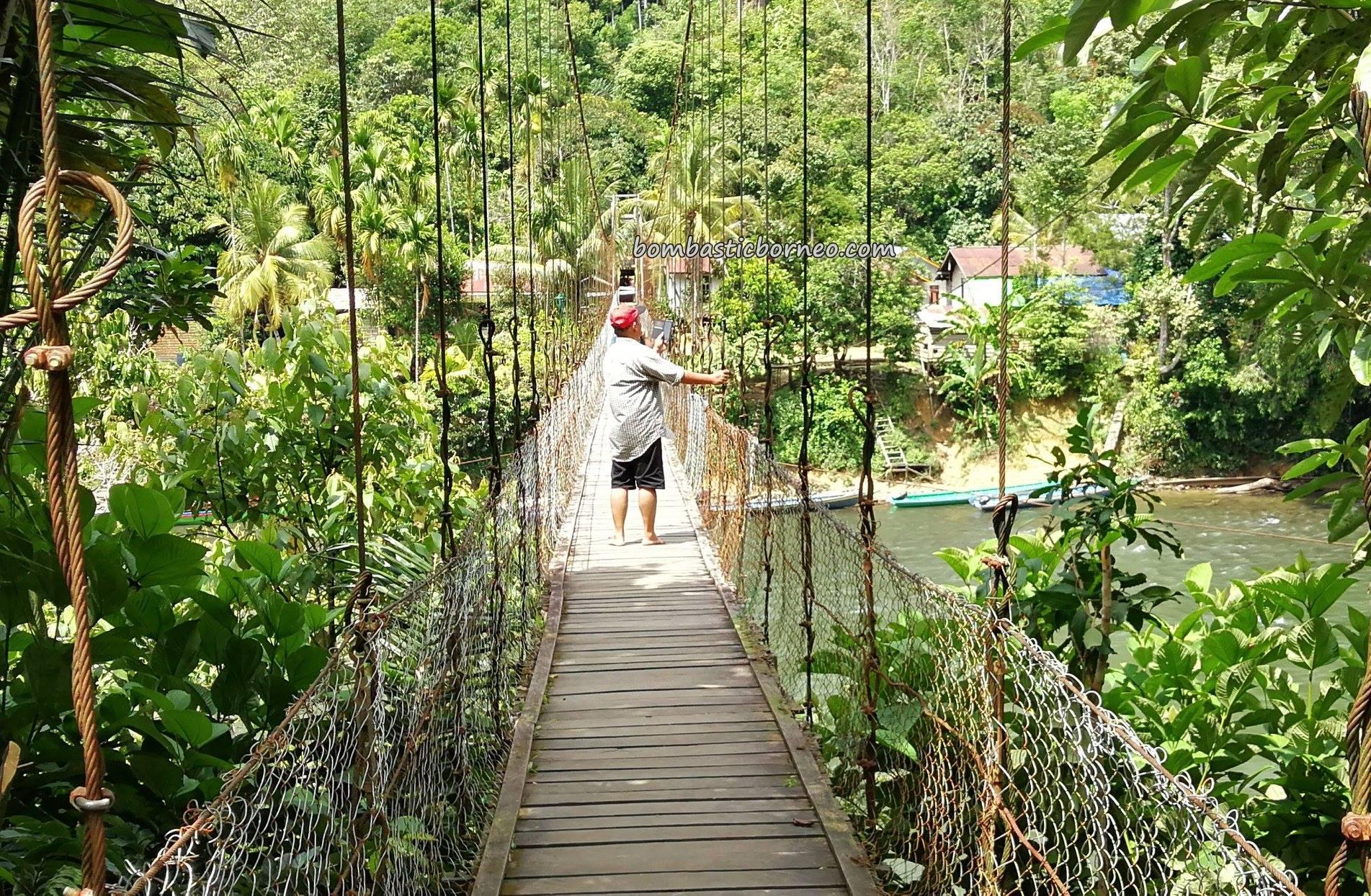 Suku Dayak Punan Hovongan, adventure, traditional, village, Borneo, Desa Bungan Jaya, Putussibau Selatan, Sungai Kapuas, indigenous, native, Tourism, travel guide, transborder, 西加里曼丹, 普南族部落