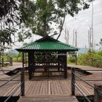 Island, Taman Negara Bako, National Park, jungle trekking, rainforest, backpackers, Borneo, Sarawak, Malaysia, Tourism, tourist attraction, travel guide, Mausoleum, 古晋砂拉越, 马来西亚,