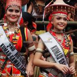 Paddy Harvest Festival, traditional, indigenous, culture, event, Kuching, Serian, Dayak Bidayuh, native, street parade, Tourism, tourist attraction, travel guide, Transborneo, 砂拉越婆罗洲, 比达友族丰收节