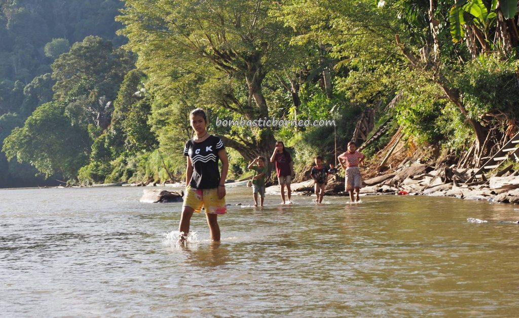 adventure, authentic, Traditional, village, destination, Borneo, West Kalimantan, River, Suku Dayak Bukat, native, tribe, Tourism, tourist attraction, crossborder, 婆罗洲原住民部落