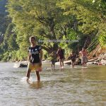 adventure, authentic, Traditional, village, destination, Borneo, West Kalimantan, River, Suku Dayak Bukat, native, tribe, Tourism, tourist attraction, crossborder, 婆罗洲原住民部落