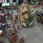 authentic, traditional, culture, event, destination, Borneo, Malaysia, Serian, Dayak Bidayuh, tribal, street parade, Tourism, tourist attraction, travel guide, 西连砂拉越, 婆羅洲原住民部落