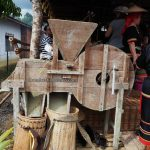 Kampung Taee, thanksgiving, authentic, Kuching, culture, event, Malaysia, Serian, Dayak Bidayuh, tribe, Tourism, travel guide, village, 西连砂拉越, 婆罗洲原住民部落