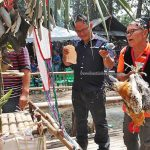 Pesta Batu Si'ib, Selampit village, Paddy Harvest Festival, authentic, indigenous, culture, event, backpackers, Dayak Bidayuh, native, tribe, Tourism, tourist attraction, transborder, 砂拉越婆羅洲, 比达友族丰收节日