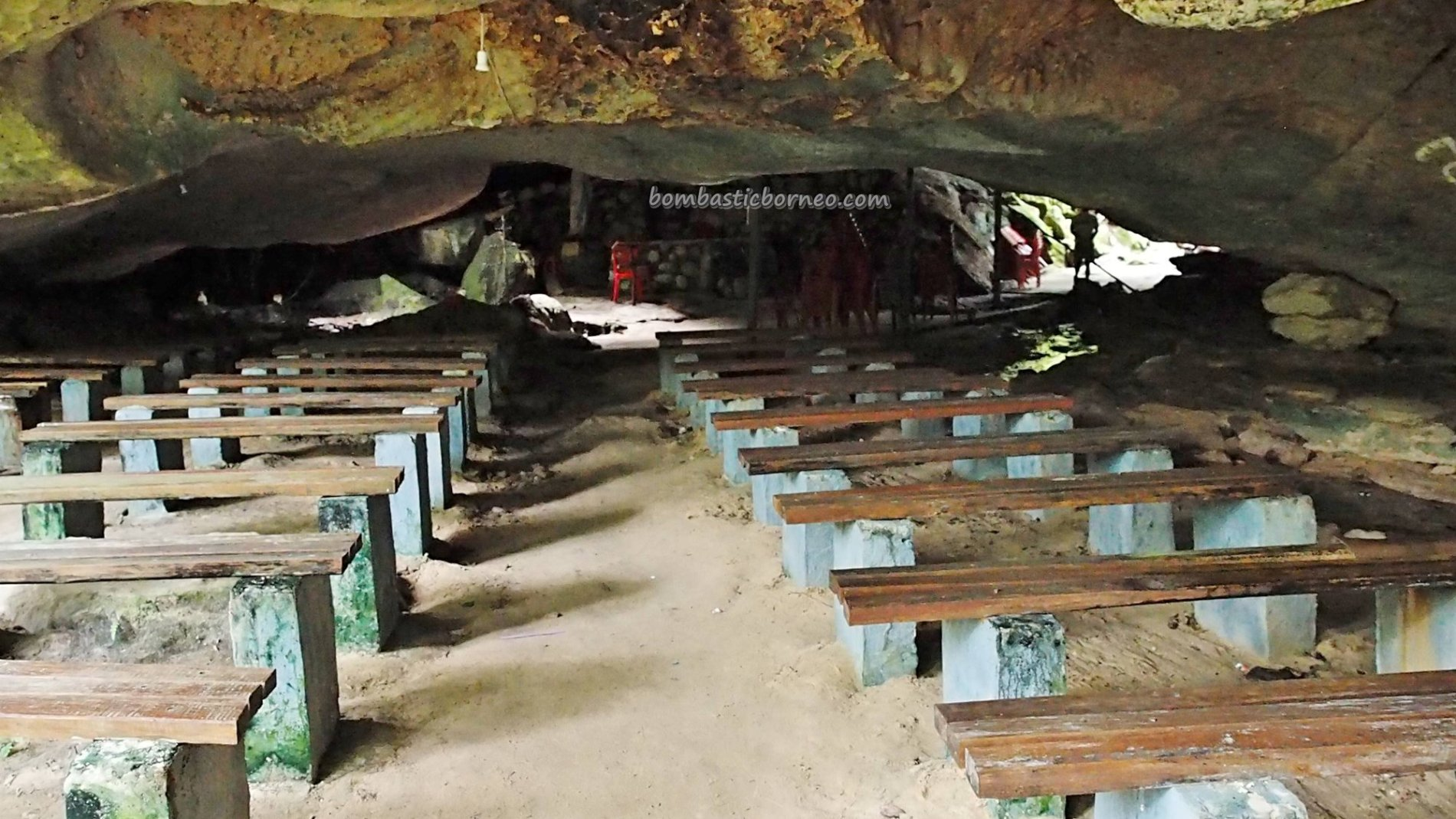 Mother Mary Grotto, Gua Maria Santok, nature, destination, Indonesia, West Kalimantan, Sajingan Besar, Sambas, Desa Santaban, Dusun Sasak, Obyek wisata, Tourism, travel guide, Transborneo